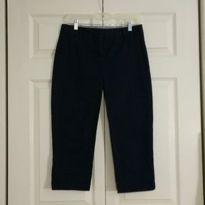 GOGO EUC TALBOTS Navy Dress Pants Size 4P